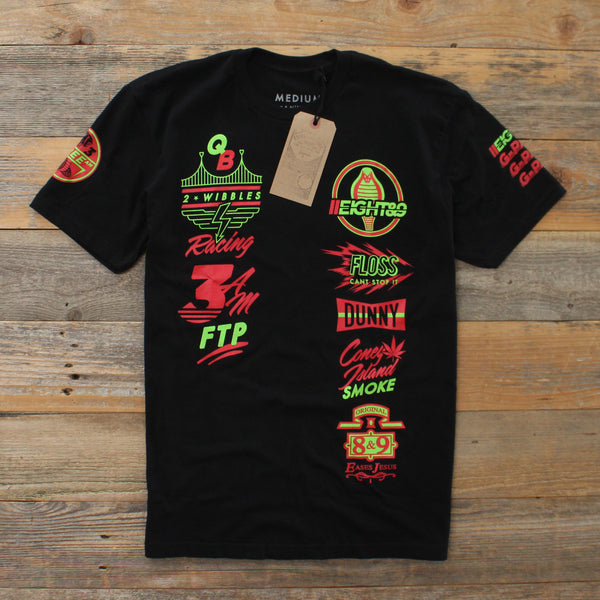 G Pack SS Jersey Tee Marvin Martian - 4