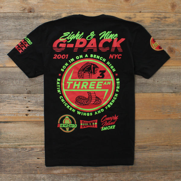 G Pack SS Jersey Tee Marvin Martian - 5
