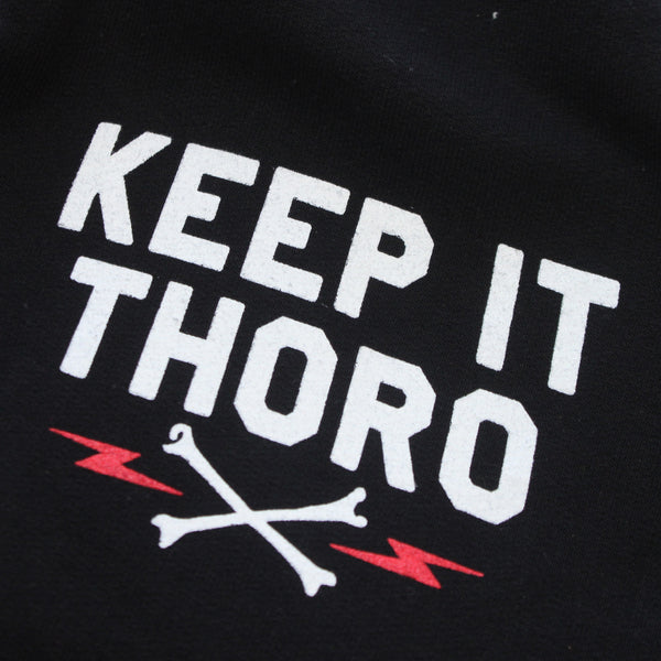 Keep It Thoro Terry Shorts Black - 3
