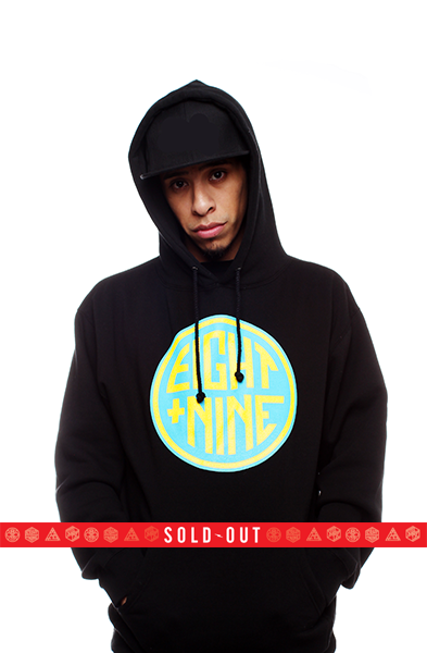 Gamma Blue WC Hooded Sweatshirt - 1