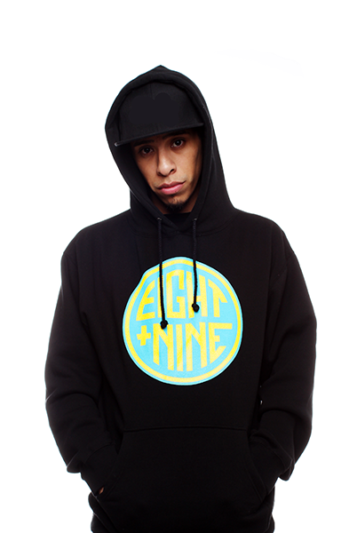 Gamma Blue WC Hooded Sweatshirt - 2