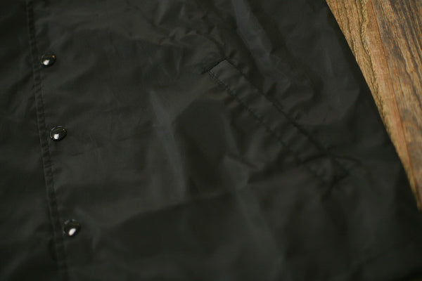 Trench Dwellers Black Coaches Jacket - 4