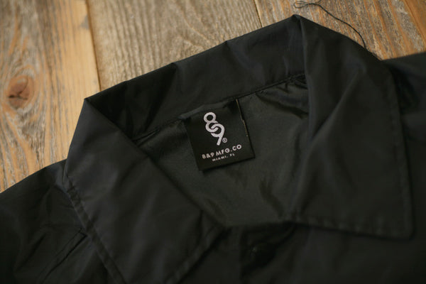 Trench Dwellers Black Coaches Jacket - 5