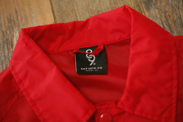 Trench Dwellers Red Coaches Jacket - 3