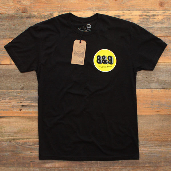 Cement Co. T Shirt Black - 1