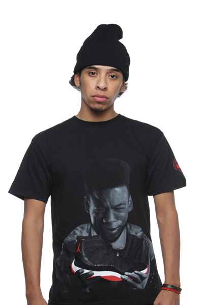 Pookie New Jack City Bred 11 T Shirt - 1