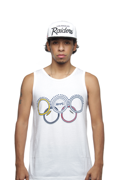 Olympic Rings Tank Top