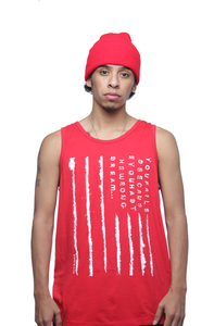 Blow American Dream Red Tank Top