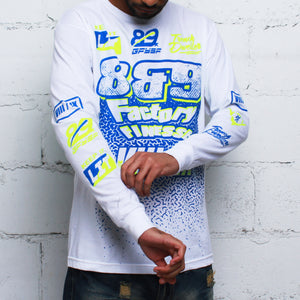 Factory Finesse L/S Jersey Sprite - 1
