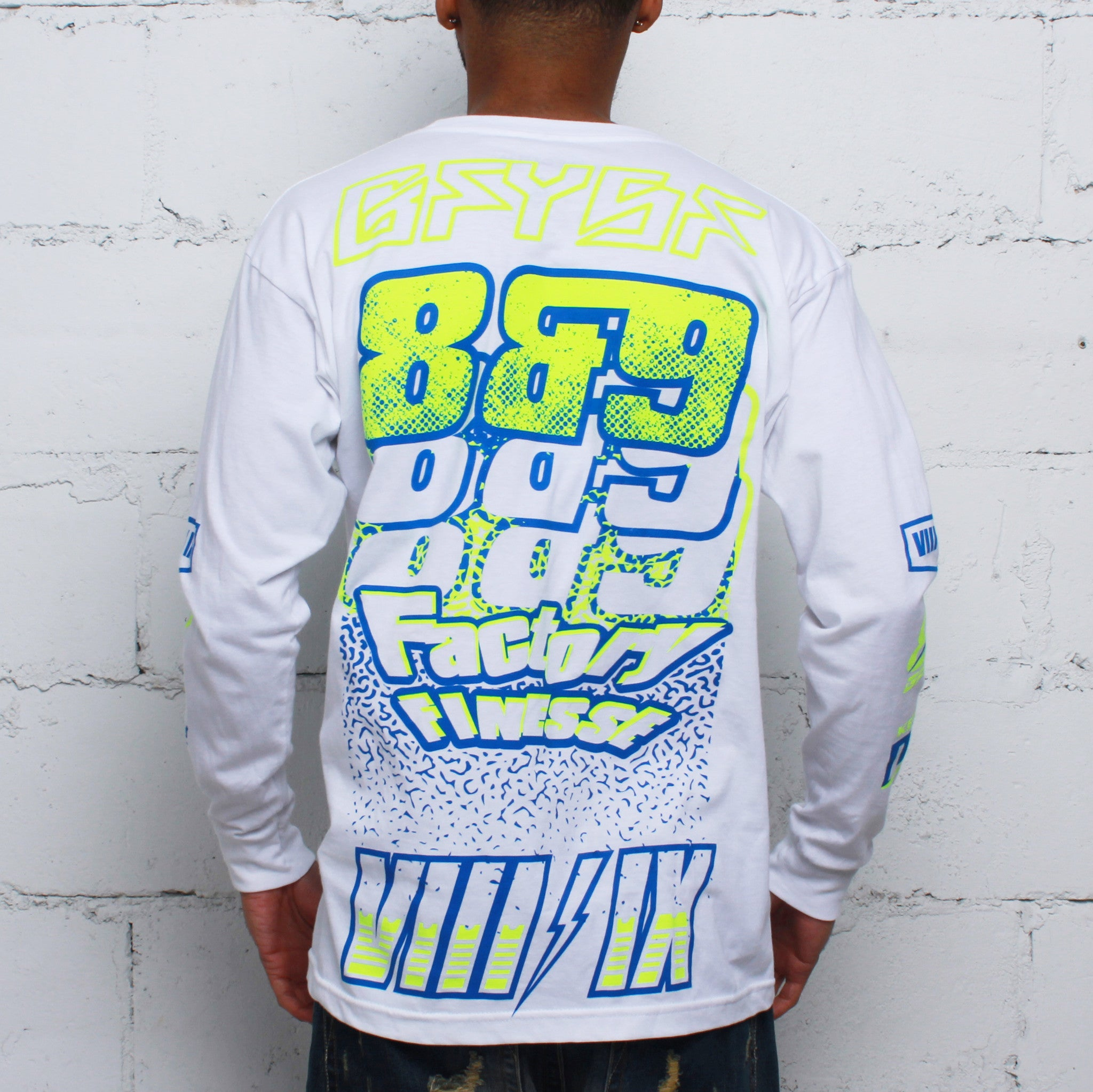 Factory Finesse L/S Jersey Sprite - 2