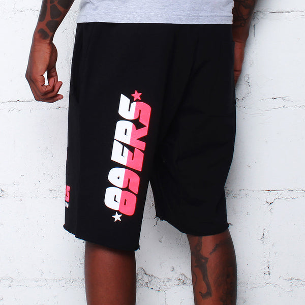 Keep It Lit Terry Shorts Infrared - 2