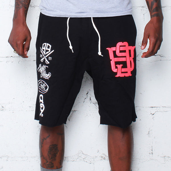 Rise Above Infrared Cut Off Terry Shorts