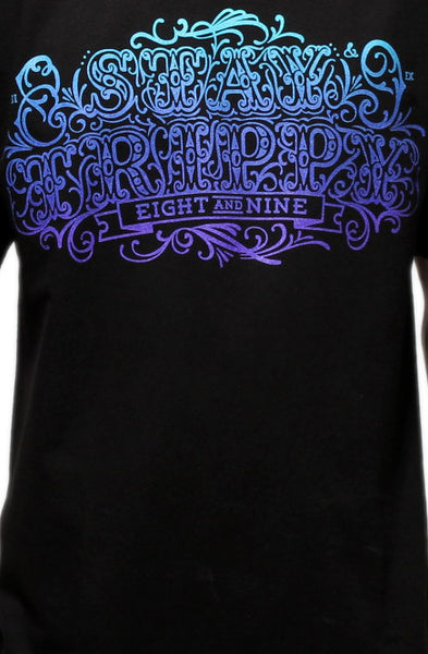 Jordan Black Grape 5 T Shirt - 4