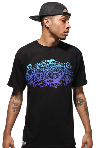 Jordan Black Grape 5 T Shirt - 1