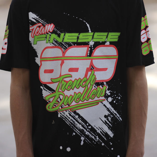 Factory Finesse Jersey Black