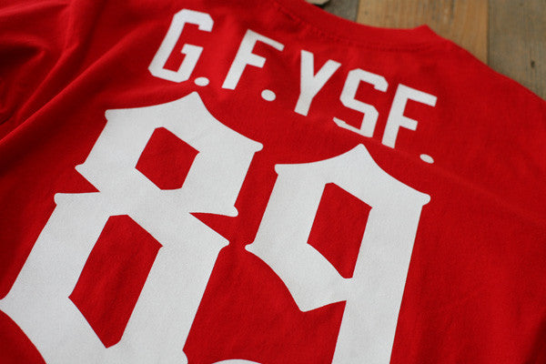 Goons Hockey Jersey Tee Red L/S - 4