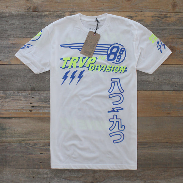 Trap Division Jersey Tee Sprite - 3