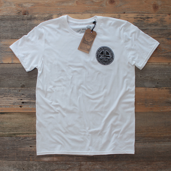 Delinquency Tee White - 1