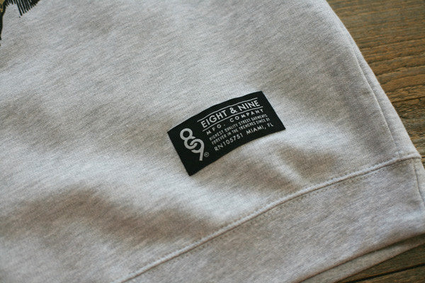 Ripped Rippers Crewneck Sweatshirt Grey - 3