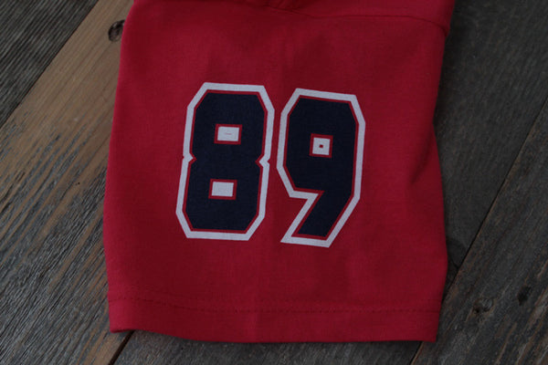 CSKA Hockey Jersey Tee Red - 7