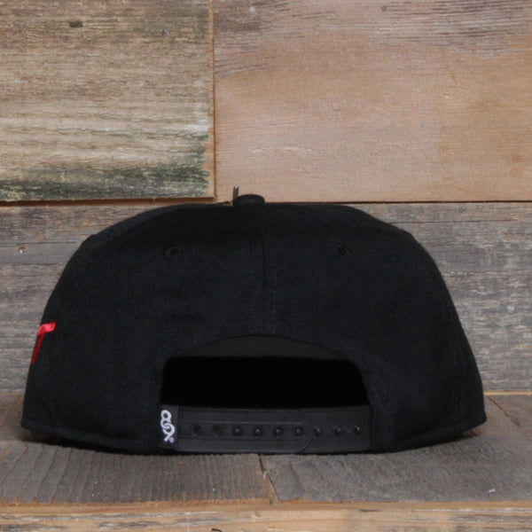 Cruz Unstructured Baseball Hat Black - 3