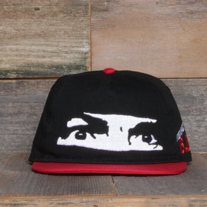 All Eyez On Me Unstructured Baseball Hat Bred - 1