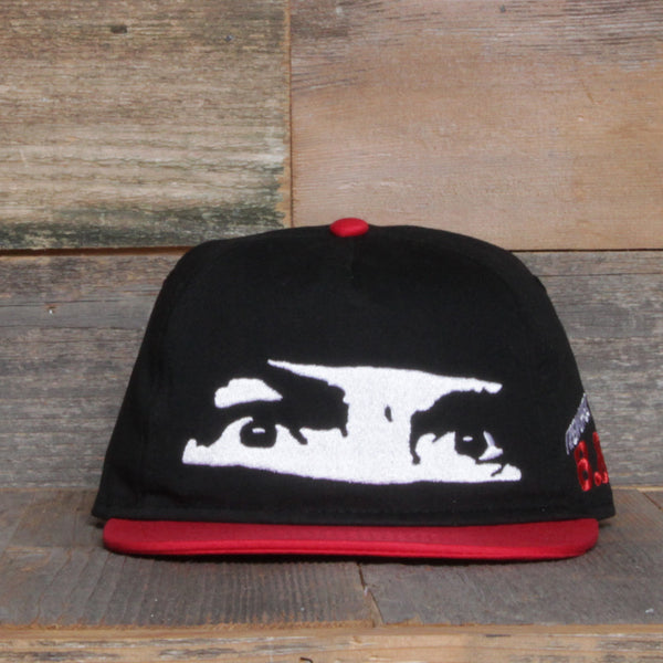 All Eyez On Me Unstructured Baseball Hat Bred