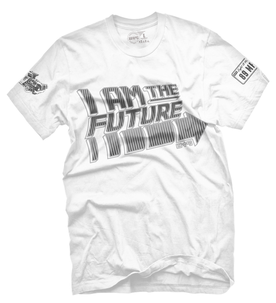 I Am The Future Cool Grey T Shirt - 2