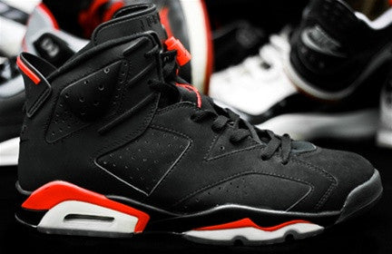 Air Jordan Infrared 6 Sneaker Poster