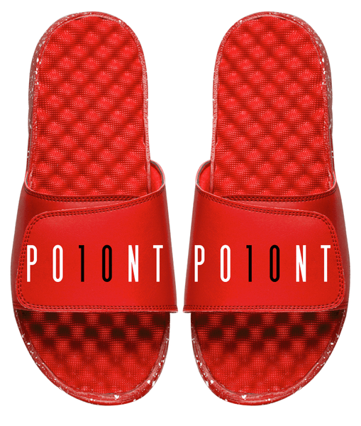 Jae Millz Official PO10NT Slides Fire Red