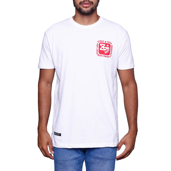 Kalash Clip White T Shirt