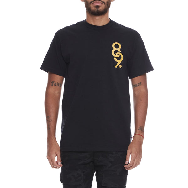 Keys T Shirt DMP Gold