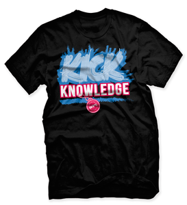 Kick Knowledge Fireberry T Shirt - 2