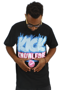 Kick Knowledge Fireberry T Shirt - 1