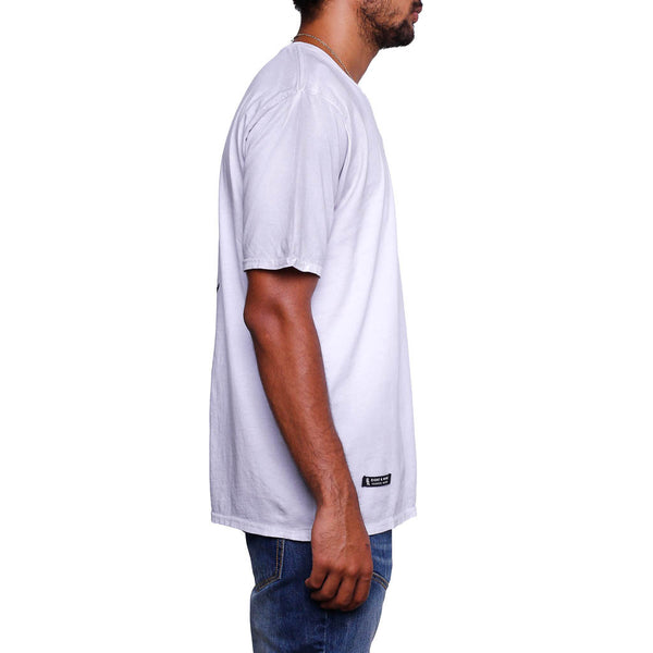 Live Wire T Shirt Dirty White _2