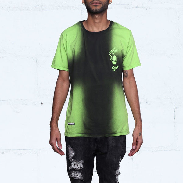 Live Wire T Shirt Indiglo