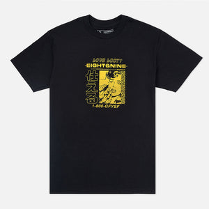 Love Lost T Shirt Yellow