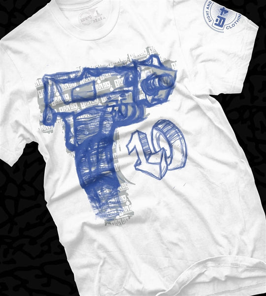 MAC 10 Jordan X Old Royal T Shirt - 2
