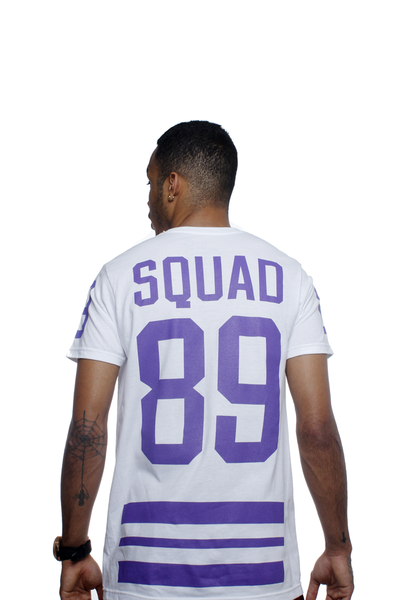 Trenches Hockey Jersey Grape Tee - 4