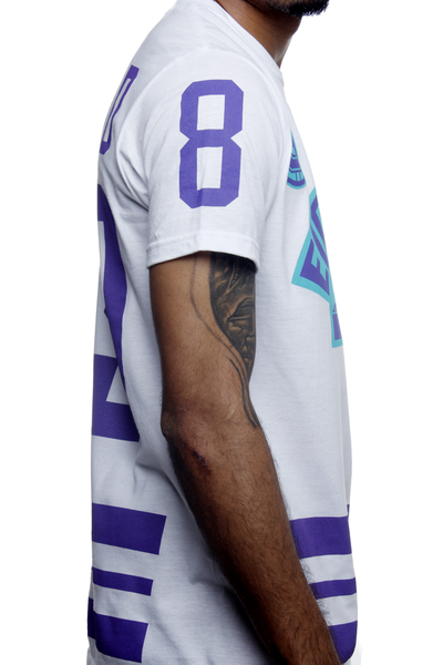 Trenches Hockey Jersey Grape Tee - 5