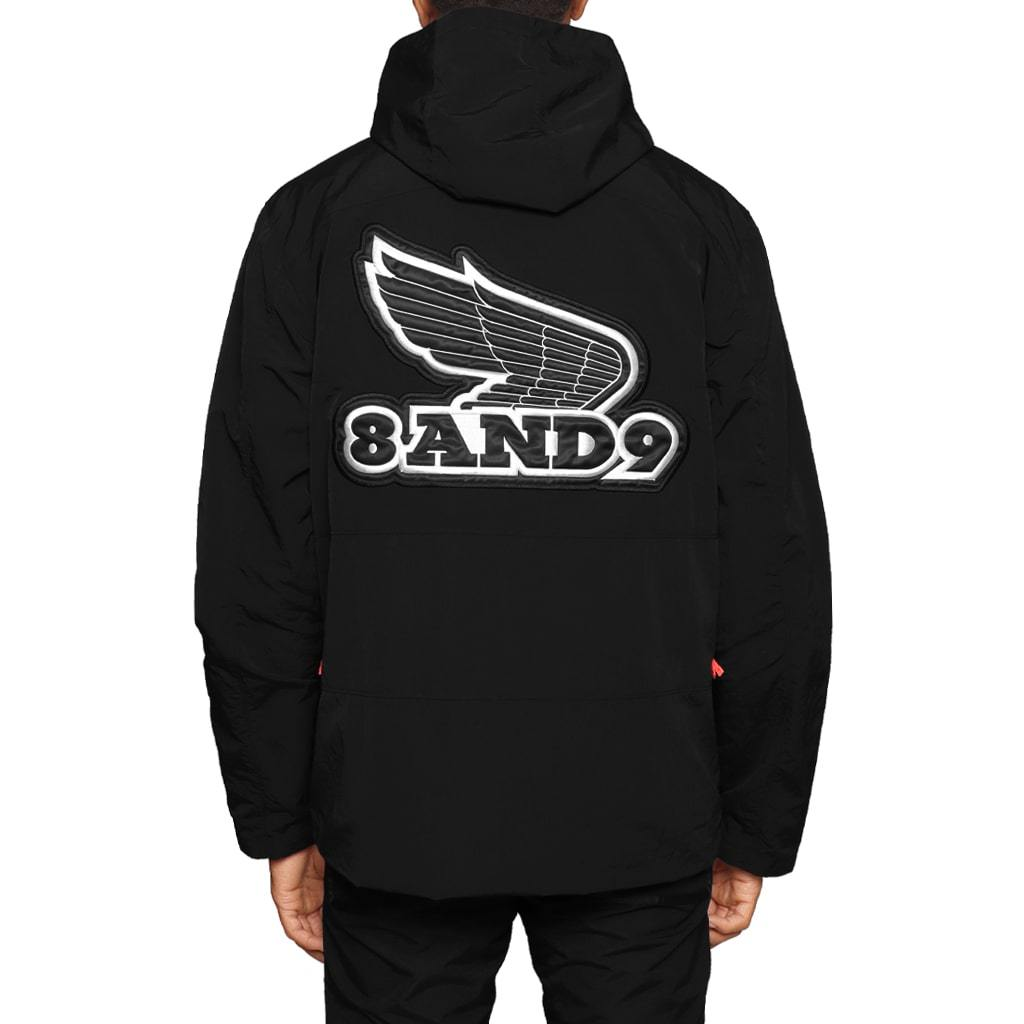 Making Moves Hooded Windbreaker