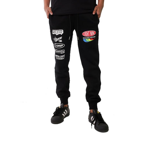 Making Moves Premium Mens Racing Sweats