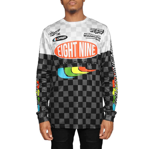 Making Moves Split Panel Racing Jersey
