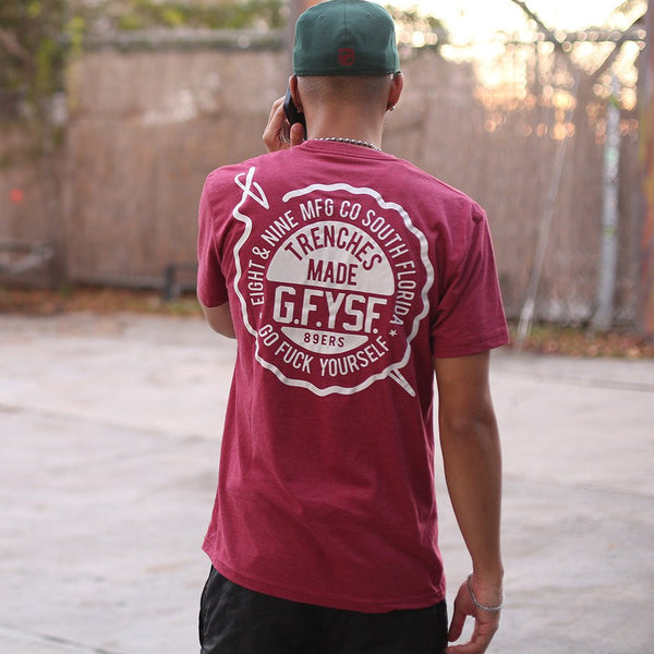 Maroon 6 definition t shirt back