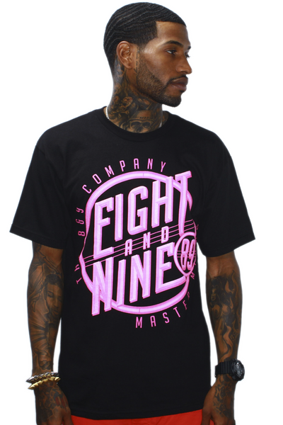 Master Minds Polarized Pink T Shirt - 1