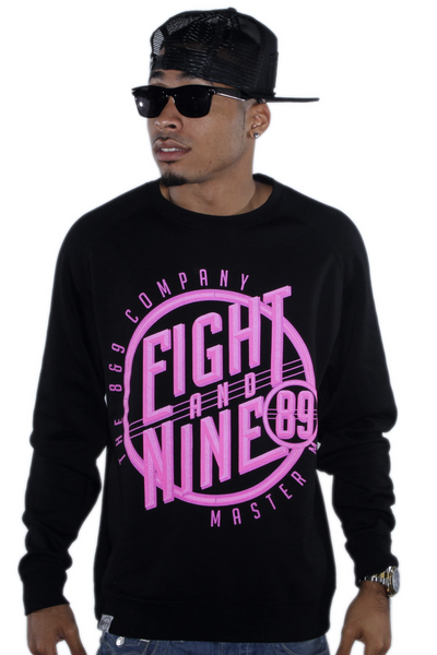 Master Minds Polarized Pink Crewneck