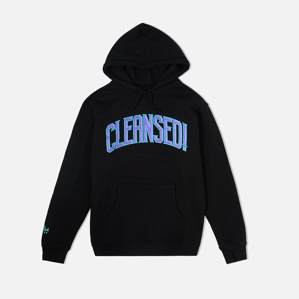 Mike Rich Cleansed 3.0 Hoodie Youtube Exclusive Grape