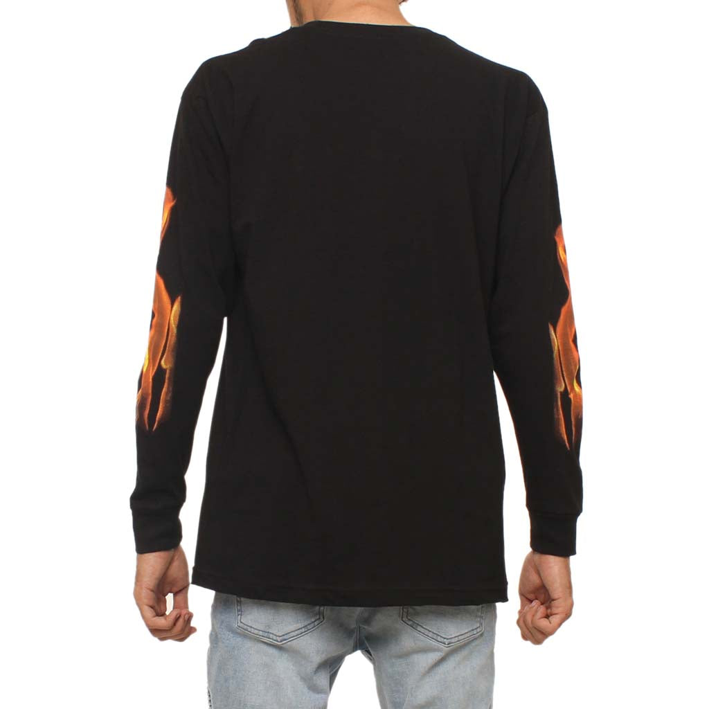 Money Makin Mitch Long Sleeve Black