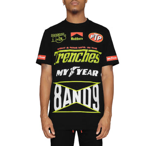 My Year Pit Crew T Shirt Black