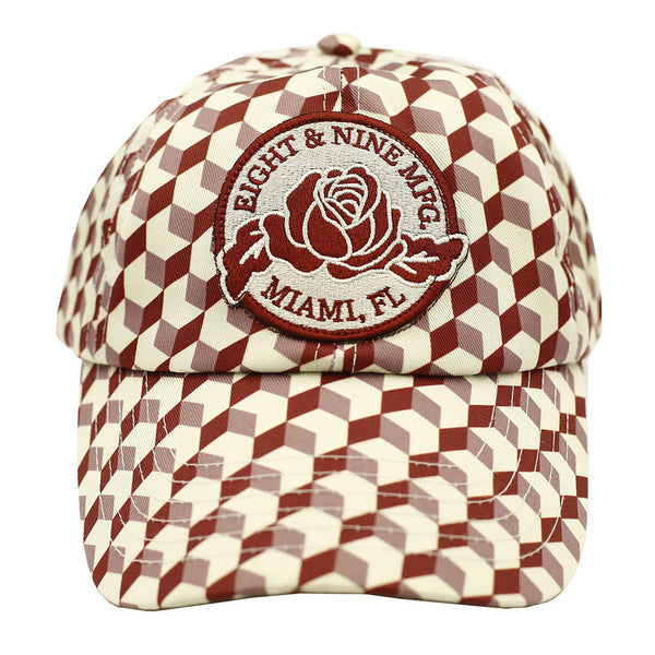 New Life Pattern Polo Hat